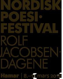Nordisk Samtidspoesifestival | Rolf Jacobsens Venner